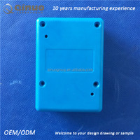 Customized injection moulded abs lid enclosures
