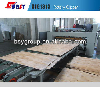 plywood line machine