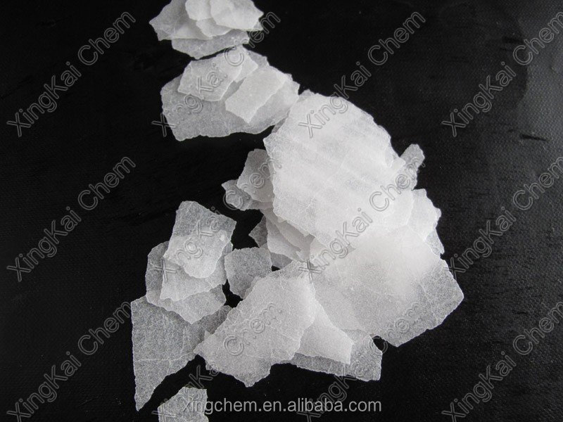 Gold medal quality Caustic Soda Flakes 99%/NaOH/Sodium Hydroxide
