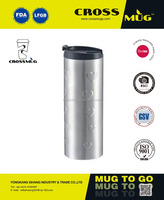 350ml hot product vacuum flask and mug water bottle