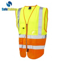 Best sell high quality EN20471 colorful standard reflective safety vest