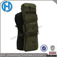 Tactical police sniper carrying case gun bag