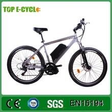 "TOP/OEM brand 28"" brushless motor bike ebike bikes for sale (TP26M-02)"