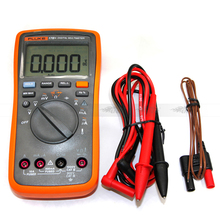 multimeter 17B digital dc voltmeter