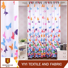 High quality Fashionable Printed blackout latest window curtains design