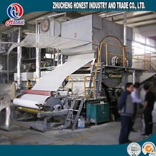 Alibaba Hot Sale Cheap Price Toilet Tissue Paper Making Machine Price