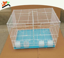 New Arrival Exquisite High Export Quality Foldable Two Rooms Bird Cages