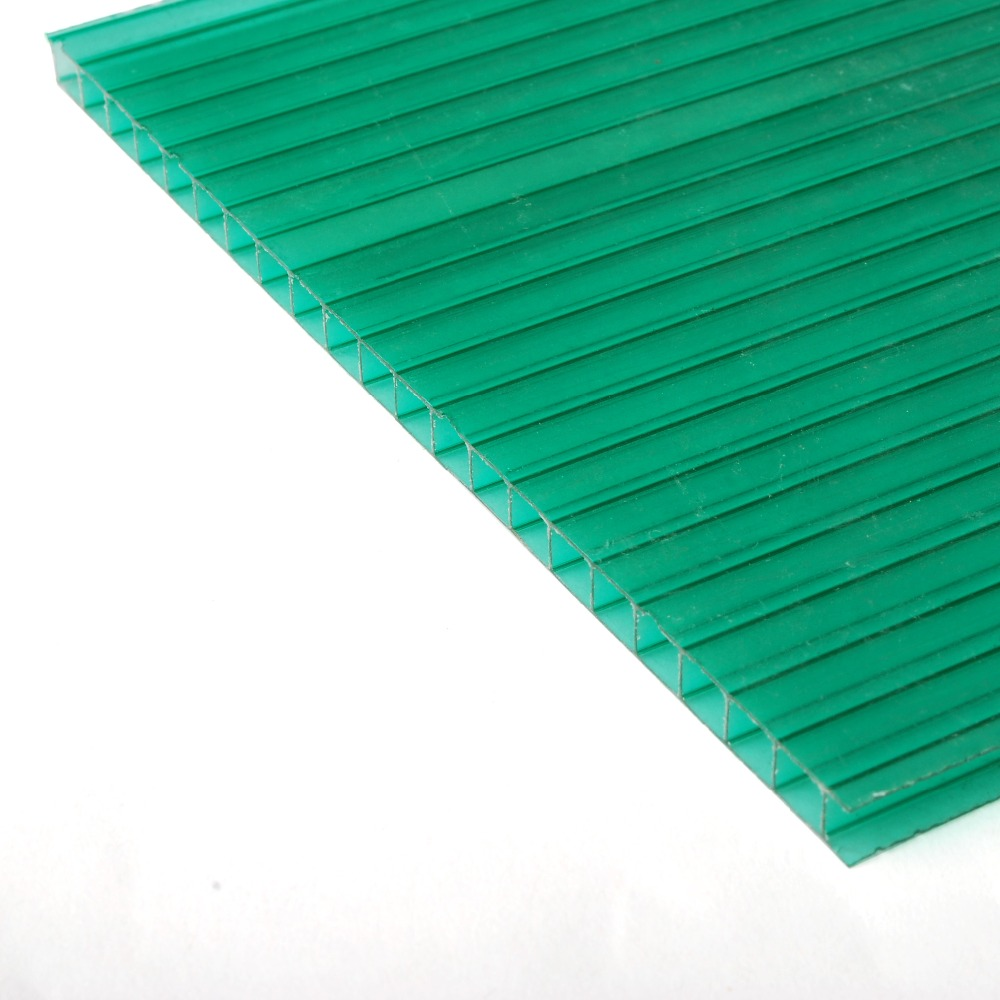 cheap polycarbonate solar greenhouse sheet for swimming pool cover