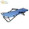 Folding outdoor reclining zero gravity chair/ Foldable lounge chair