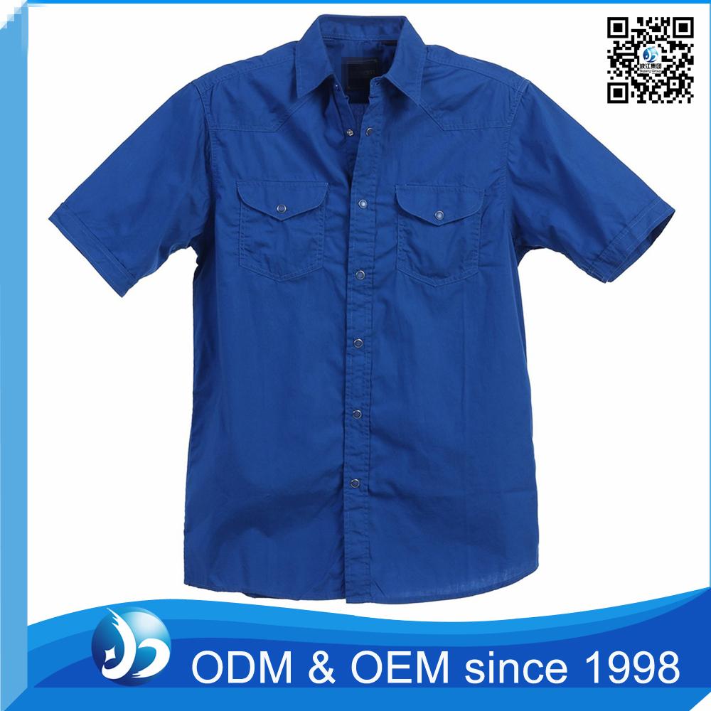 Custom Button Up Men 39 S Mechanic Shirts Work Shirt Buy