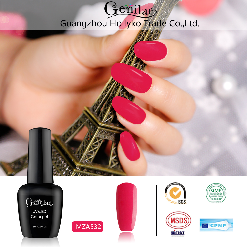 Brand Nail Soak Off UV Gel Polish OEM Manufacture High Quality Nail Polish