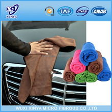 New fashion thicken car washing microfiber towel with nice quality