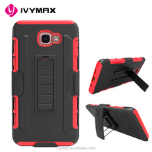IVYMAX hot-sale new phone cover hybrid 3 in 1 mobile case for samsung galaxy A9