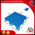 Blue color 9 feet large hot sale 4 way entry 1500* 1500 plastic pallet