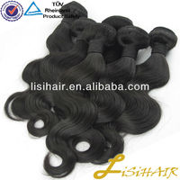 Factory Wholesale Unprocessed Hair/Brazilian Hair Blue Lotus