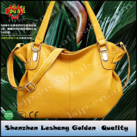 Genuine Lamb Skin Leather Shoulder Bag/Handbag China supplier