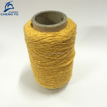 65/35 cotton polyester yarn open end recycled cotton yarn blanket/rug yarn