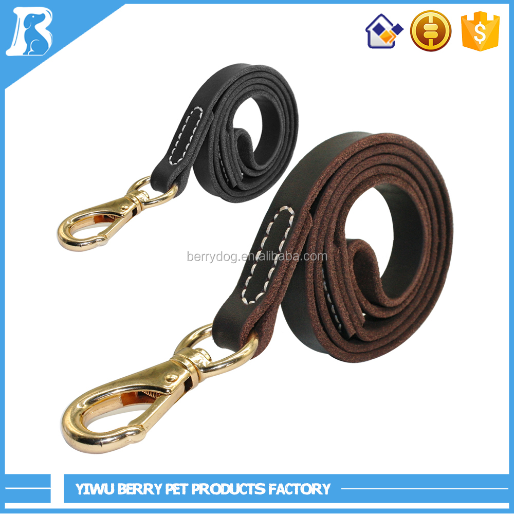 High Quality Cheap Custom 110cm Long leather dog collars