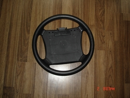 steering system for wheel and ev motor