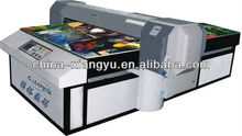 The best Plastic and transparent PVC digital printer
