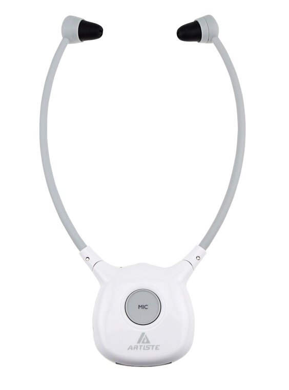 China new wireless stylish aid headphone/best hearing aids