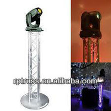 2015 RP moving head light truss stand for activities