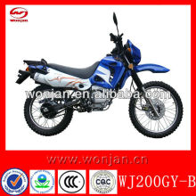 200cc Popular Chinese Dirt-bike GY Motorcycle WJ125GY-B