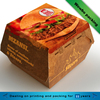 high quality delicious stacking burger box hamburger packaging design