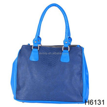 H6131 2014 wholesale china leather fashion imported designer bag woman handbag