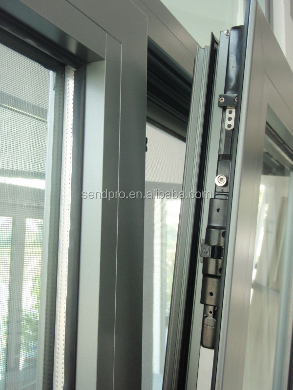 Glass Thermal Break : Thermal break aluminium windows in china with low e glass