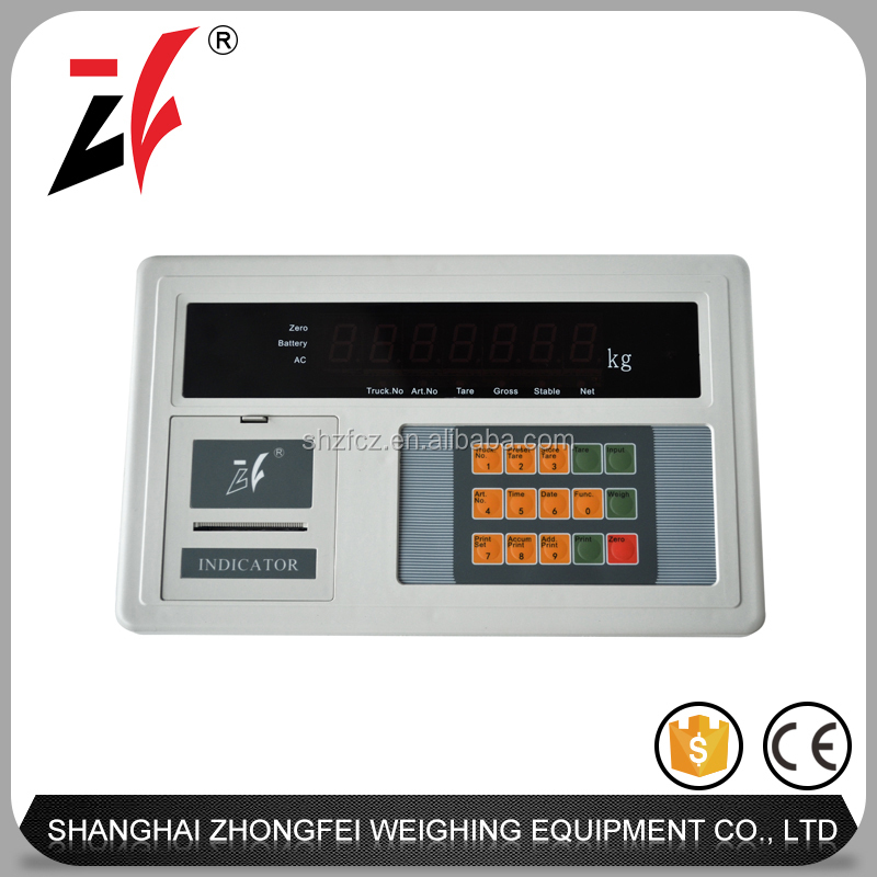 New technology RS232 weighing indicator waterproof