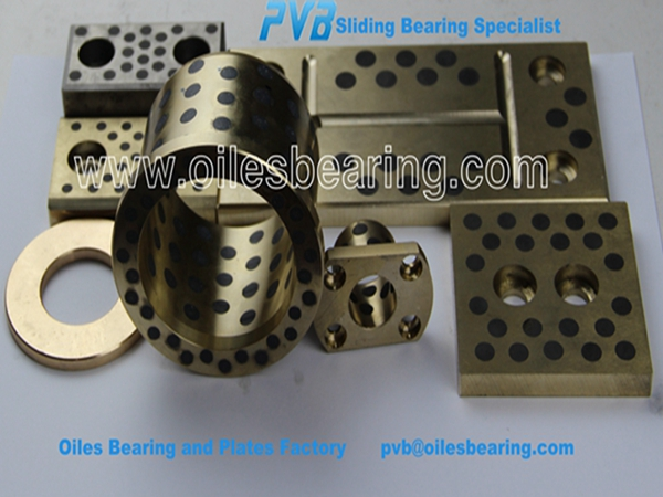Cast Solid Bronze Bushing, Press Die Guide Bushing, Bronze Wear Plate Plastic Mould Guide Bearing Bushes