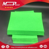 Needle punched polyester felt 3mm thick polyester China factory
