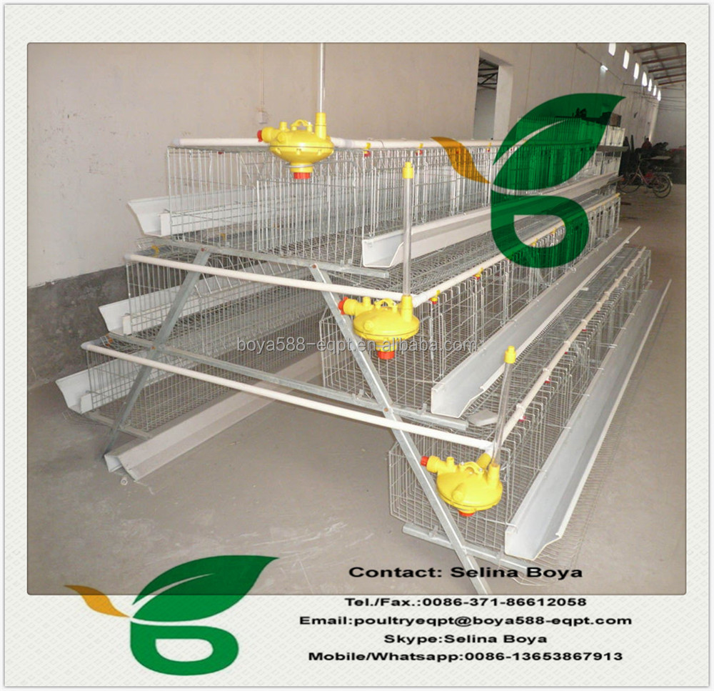 Poultry Farm Baby Chick Brooder Cage/Day Old Chicken Cage/Battery Pullet Rearing Cage