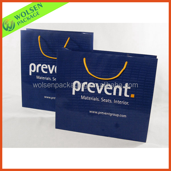 2014 New arrival Paper bag, Shopping paper bag wholesale