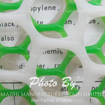 Rock shield Plastic mesh