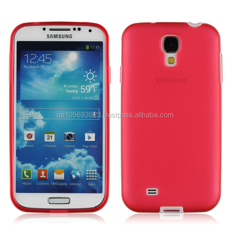 2 Colors TPU Case For Sumsung S5 , Factory price with 10 colors