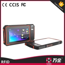 NFC GPS GSM 7 inch 3G android pda uhf rfid tablet and reader writer