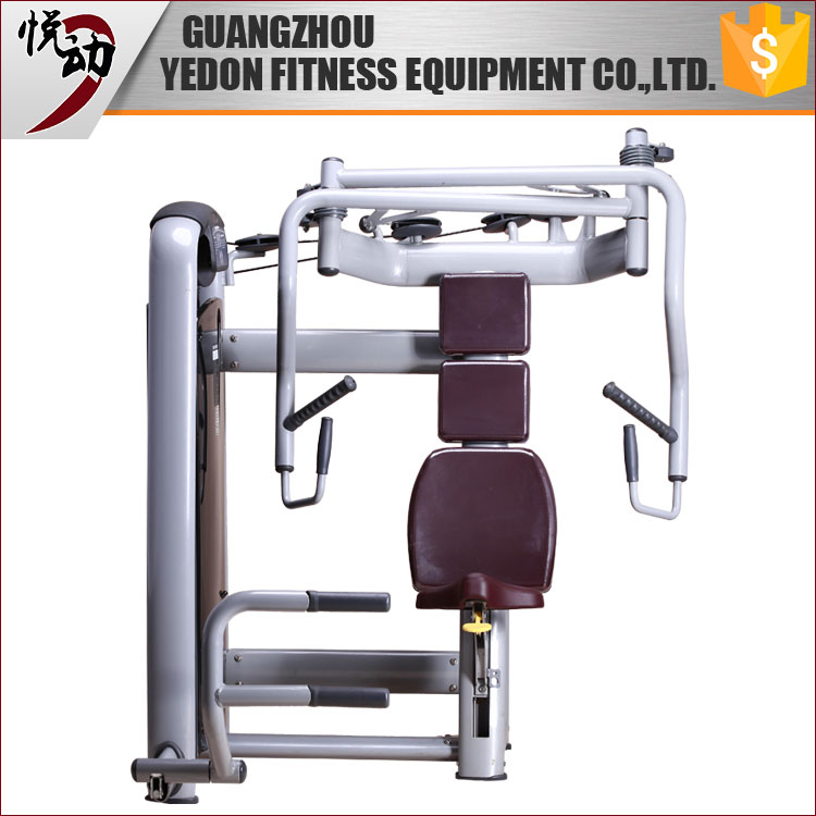 Rotary Chest Shoulder Press Machine Crossfit Rig Bodybuilding Life Rear Deltoid Fitness Machine