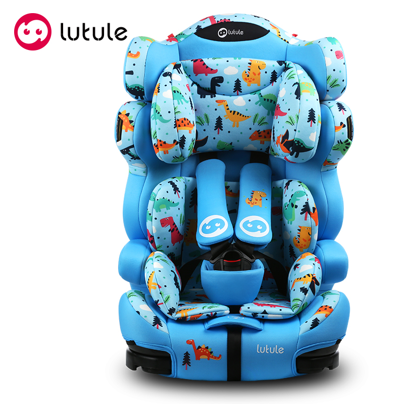 Lutule new Cool design baby car seat for group 1+2+3 (9-36kgs 1-12 year baby)