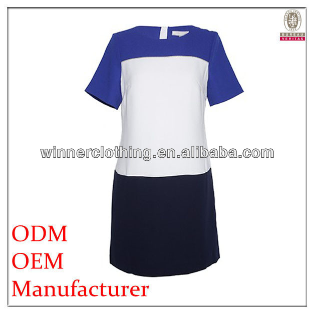 Chinese clothing factory direct simple design fashionable gents dresses
