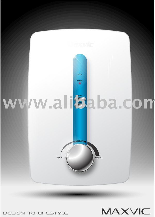SL3C Electric Tankless Water Heater