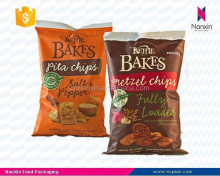 plastic snack packaging chips bag