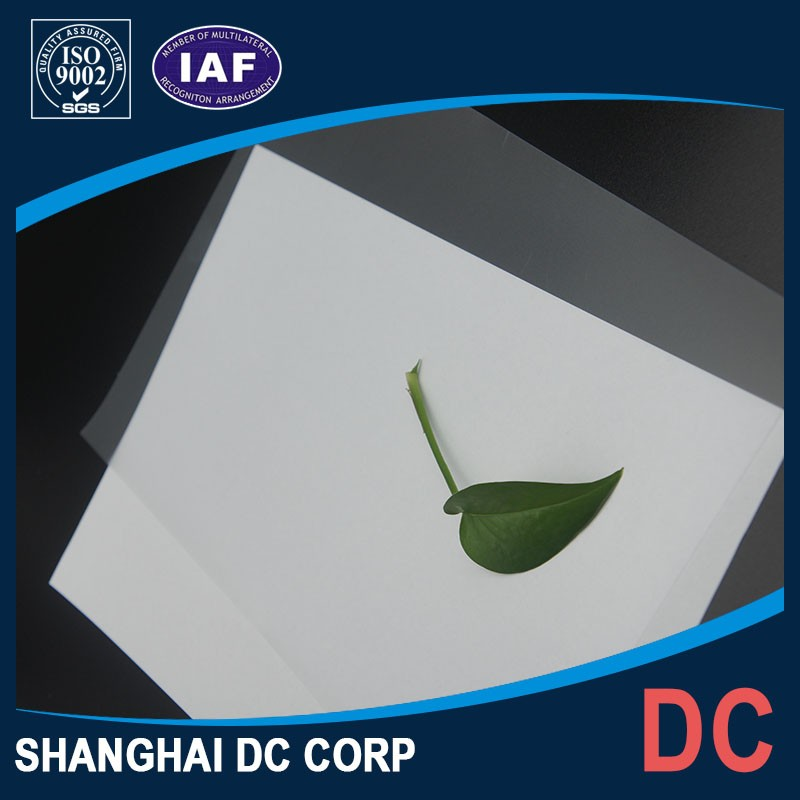 Low Price High Quality Professional Transparent Laminating Film