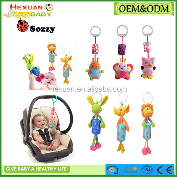 Sozzy wind bell toy/hanging plush toy