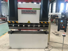 WC67Y 3200mm Hydraulic CNC adira press brakes in Good Quality