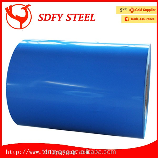 building materials shandong ppgi steel coils for container houses