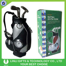 supply golf with clock promotion gift products