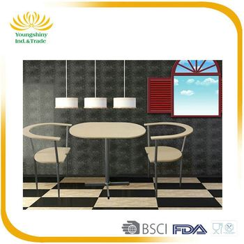 Factory Direct Sales Fashionable Wholesale folding table and chair in bulk