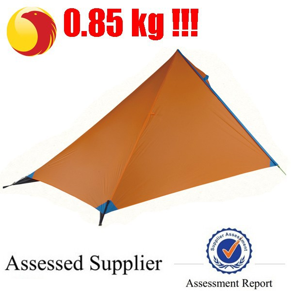 Lightest Weight Backpacking Solo Tent